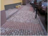 Укладка тротуарной плитки 2013-2014