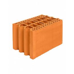 Блок керамический поризованный Porotherm 25М M100 10,53 НФ