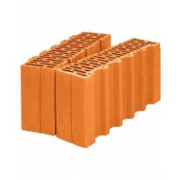 Блок керамический поризованный Porotherm 38 1/2 доборный элемент M100 10,67 НФ