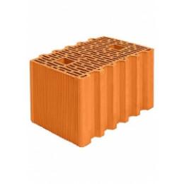 Блок керамический поризованный Porotherm 38 M100 10,67 НФ