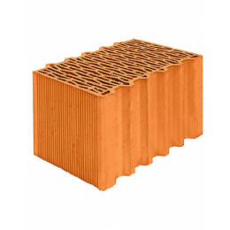 Блок керамический поризованный Porotherm 38 Thermo M75 10,67 НФ