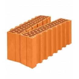 Блок керамический поризованный Porotherm 51 1/2, доборный элемент, M100 14,32 НФ