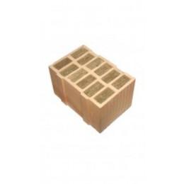 Керамический камень ISOTEREX теплоизоляционный (с заполнителем из мин. ваты) 10,7 НФ М50 (ПН)