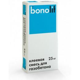 Клей по газобетону Bonolit