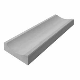Водосток 500x160x50 серый