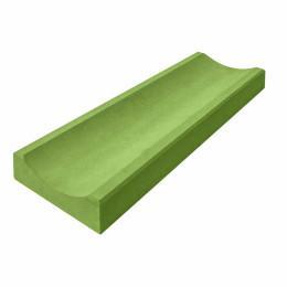 Водосток 500x160x50 зеленый